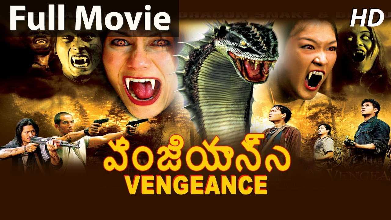 Download VENGEANCE - New Hollywood Movies in Telugu 2019 | Telugu Movies 2019 | Hollywood Movies 2019
