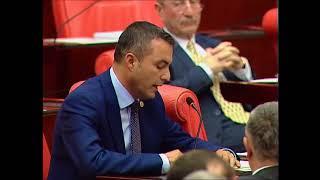 Antalya'daki hortum felaketinde zarar gören vatandaşların taleplerini Meclis gündemine getirdi.