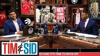 Do Masai Ujiri's Comments Make You Feel Better About Kawhi Leonard Leaving | Tim and Sid