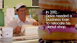 Community First Credit Union   Small Business Banking Success (The Donut Shoppe)