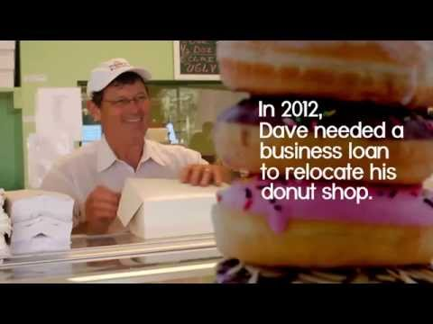 Community First Credit Union | Small Business Banking Success (The Donut Shoppe)