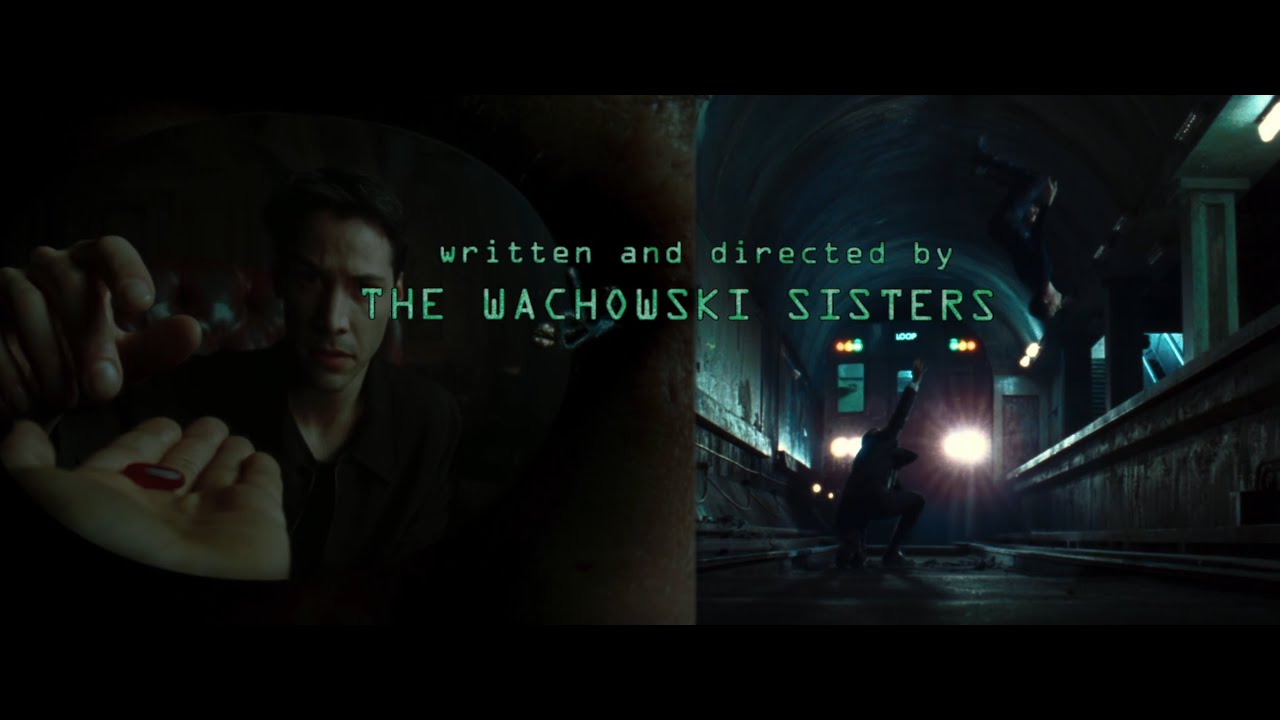 Download The Matrix is a Transgender Film