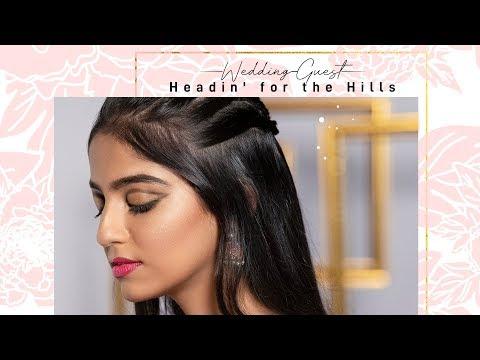 Wedding Guest: Headin' For The Hills | Saloni Shah | MyGlamm