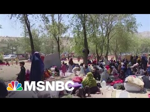 Richard Engel: Situation Getting More Dangerous, Chaotic In Afghanistan