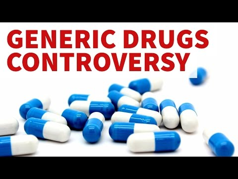The Generic Drugs Debate from YouTube · Duration:  13 minutes 29 seconds