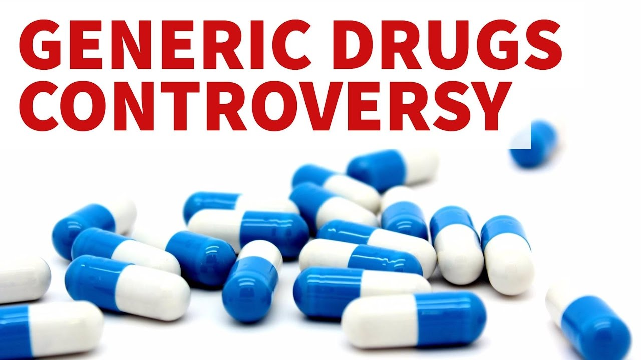 Generic - what is it? Generic drugs 28