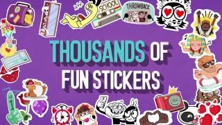 Say it with a Sticker thumbnail