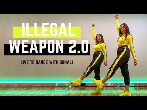 Illegal Weapon 20 - Street Dancer 3D  Varun D Shraddha K  ToDance with Sonali
