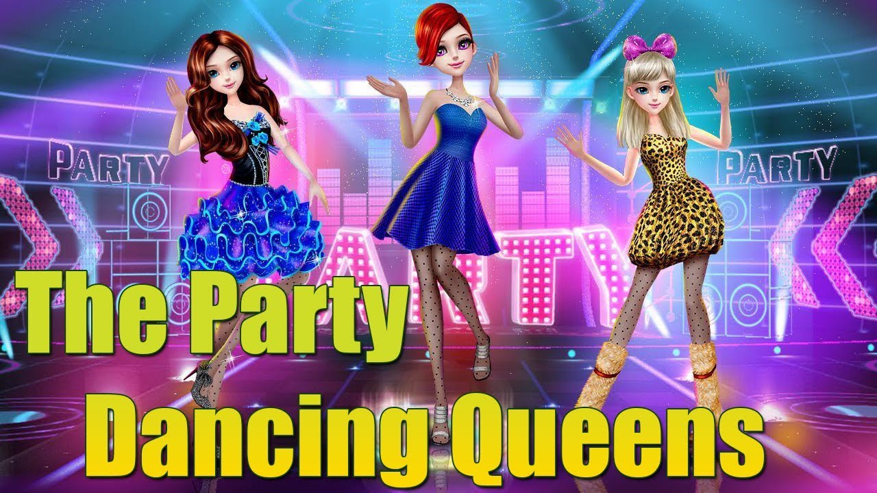 Dancing Queens In The Party | Games For Girls
