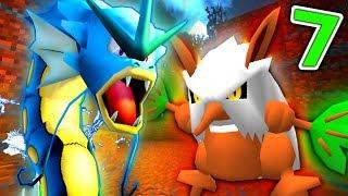 "Pixelmon Peridot - ""BOSS BATTLE!"" - Episode 7 (Minecraft Pokemon Mod)"