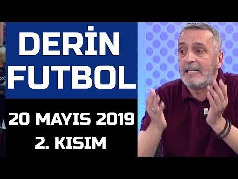 (..) Derin Futbol 20 Mayıs 2019 Kısım 2/4 - Beyaz TV