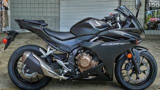 2016 Honda CBR500R Sport Bike | CBR Motorcycle Walk-Around Video (500cc) | Matte Black Metallic(2016 CBR 500R Sport Bike Horsepower, Torque, Performance Specs Review at http://www.HondaProKevin.com | ---》 DIRECT LINK: ..., 2016-04-08T21:27:51.000Z)