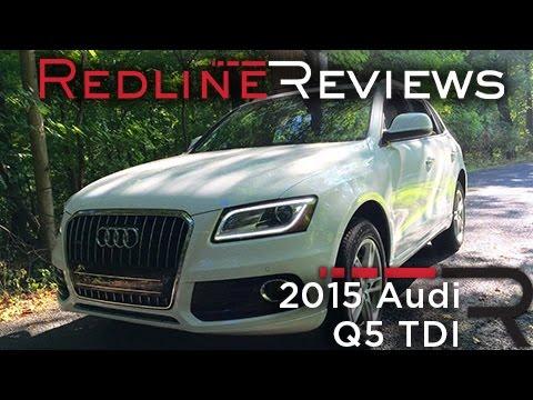2015 Audi Q5 TDI – Redline: Review