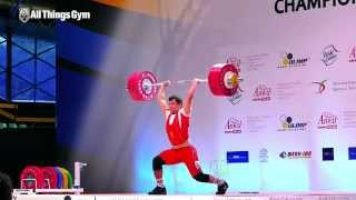 85kg A All Lifts 2015 Junior World Weightlifting Championships
