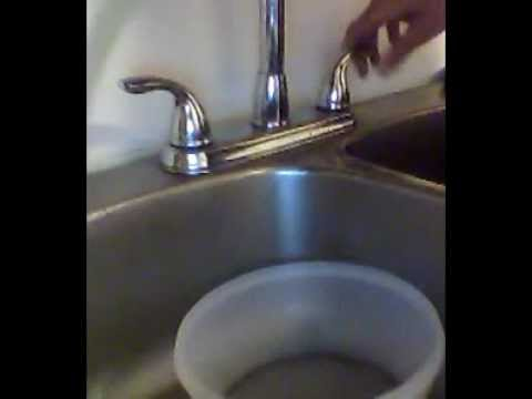 Which tap is faster: hot, cold, both, or neither?