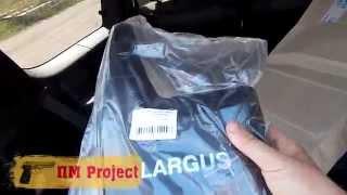 видео Купить тюнингованые диодные фонари Тюн-Авто на Лада Ларгус в интернет магазине