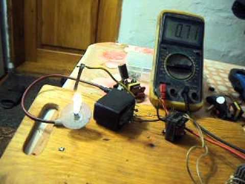 высоковольтный генератор для холодного копчения схемы своими руками