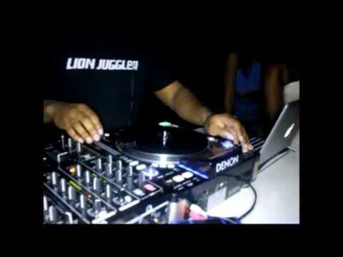 Lion Juggler, Black Lion Sound U.K, Promo Bashment set 2 (Dom & Trinz 21st Birthday)