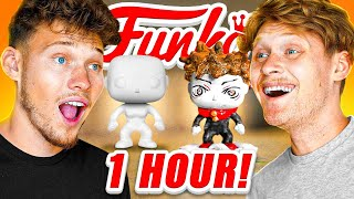 Who Can Customize The Best FUNKO Pop in One Hour?