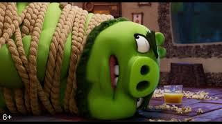 Angry Birds 2 в кино - эксклюзивная сцена из фильма
