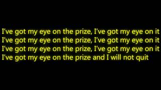 TobyMac - Eye on It ft. Britt Nicole (Lyrics)