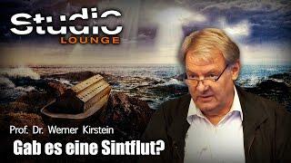 Gab es eine Sintflut? - Prof. Werner Kirstein