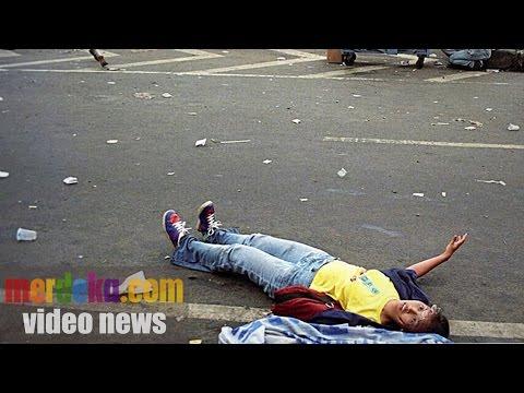 Kesaksian Korban Kebrutalan Aparat Di Tragedi Trisakti 98