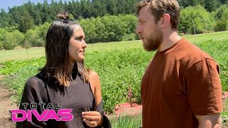 Daniel Bryan reveals he received a call from WWE: Total Divas Preview Clip, Jan. 11, 2017