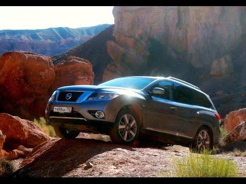 Nissan Pathfinder 2015. Тест драйв. Все недостатки