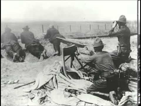 History of the Machine Gun