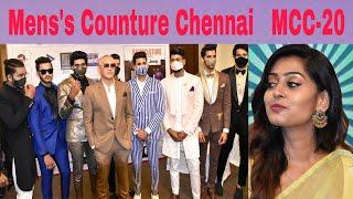 1st Chennai Virtual Fashion Show | Mens's Counture Chennai   MCC-20 | News360d
