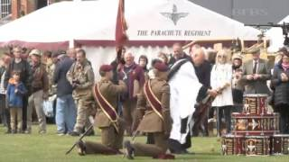 How Salisbury Supports the Parachute Regiment 16.05.14