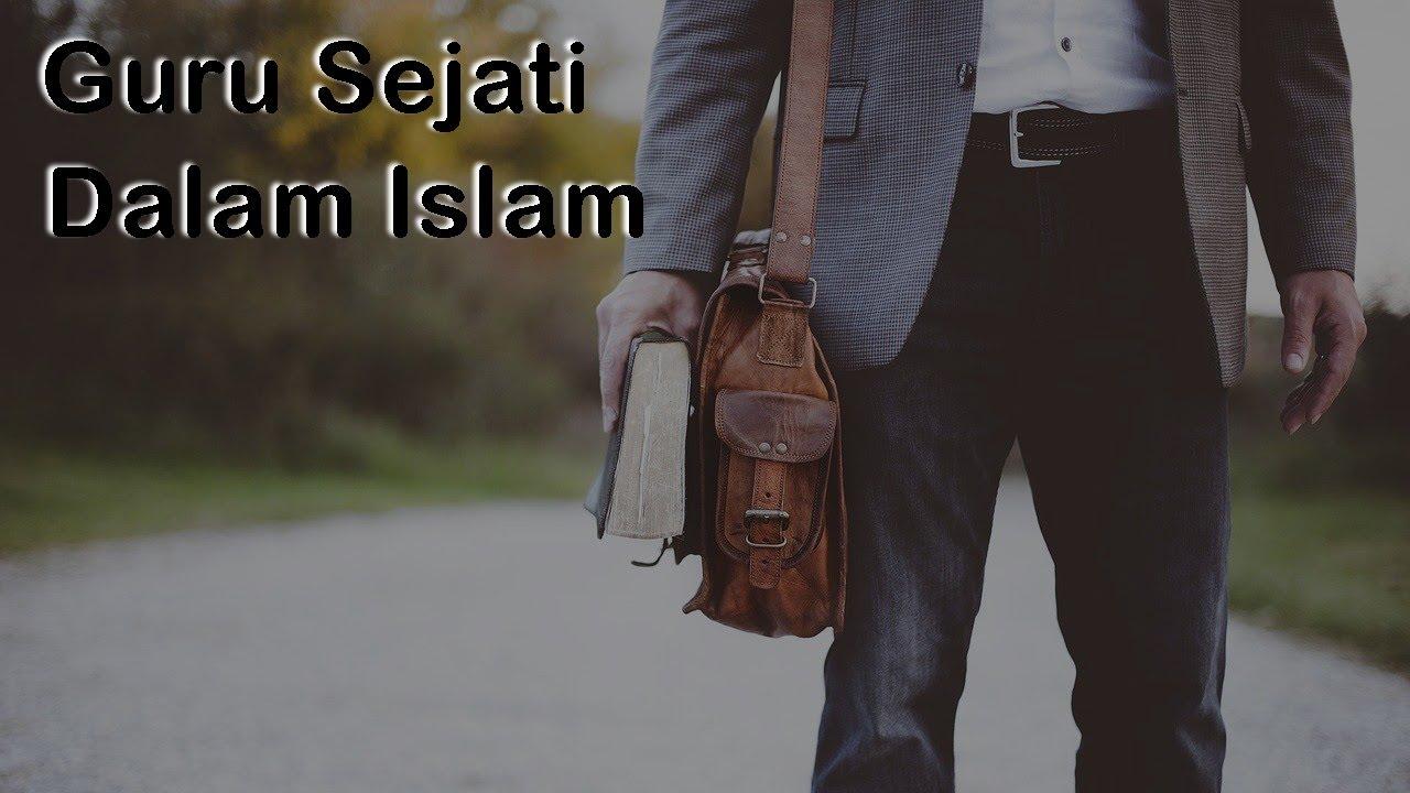 Guru Sejati Dalam Islam -  Ustadz Abu Qotadah #asumsi #mgitv #guru