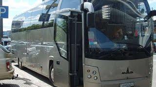 #2248. Автобус МАЗ тюнинг