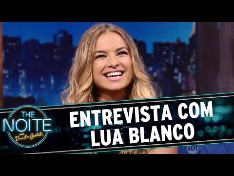 The Noite (15/04/16) Entrevista com Lua Blanco