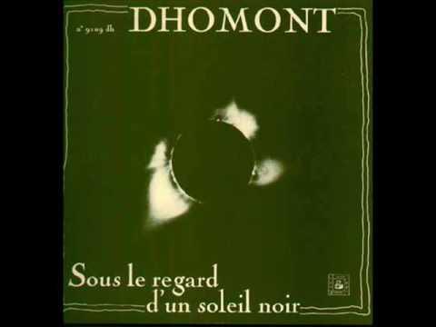 Francis Dhomont - Le Message Quand Vient le Soir
