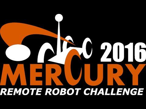 Mercury Remote Robotics Challenge 2016