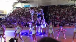 Vphs cheer blow out assembly 2012