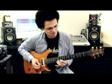 Rihanna - ONLY GIRL IN THE WORLD - Guitar Cover By Adam Lee