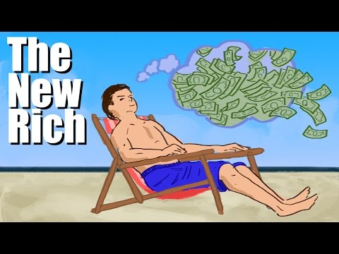 The New Rich - The Four Hour Workweek