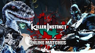 LIGHT THIS LIZARD: Killer Instinct - Online Ranked Matches