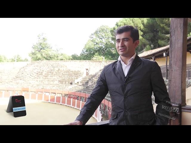 Joselito Adame en Béjar