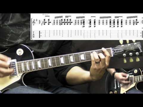 Stone Temple Pilots - Plush - Alternative Rock Guitar Lesson (w/Tabs)