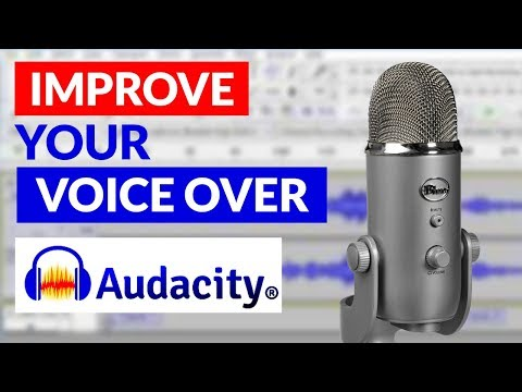 How to Make Your Voice Sound Better in Audacity [4 EASY Steps]