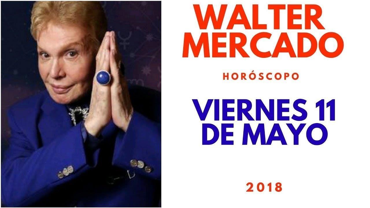 Walter Mercado Horóscopo Del Viernes 250119 Youtube