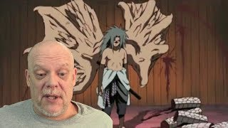 "REACTION VIDEO | ""Shippuden"" Clips - Sasuke Has Had Enough Of Orochimaru!"