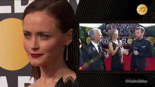 75th GoldenGlobes  Red Carpet Live Pre Show 2018