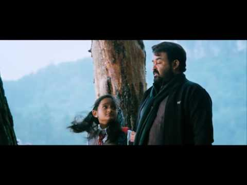"""Oppam movie official song """"minungum minnaminunge"""". Collected 50cr in Box office..!"""