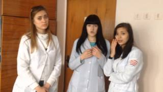 КВН медсестры Добрые Дела