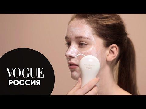 Как правильно очищать кожу с помощью щеточки